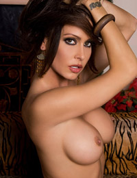 Jessica jaymes has snuck down